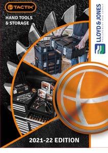 Tactix UK Hand Tools & Storage Catalogue